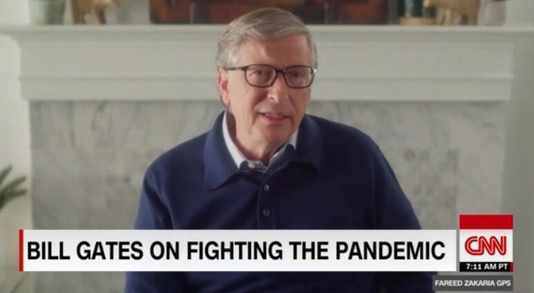 Bill Gates, koronavirüsün biteceği tarihi açıkladı
