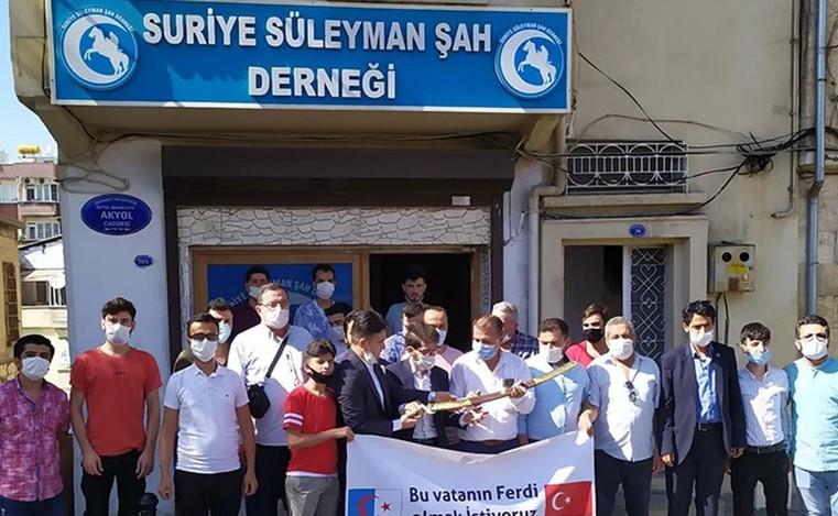 Suriyeli Türkmenler Türkiye'den vatandaşlık istedi