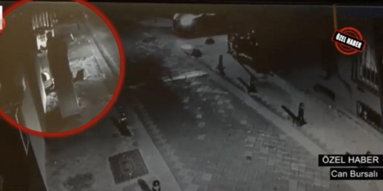 Barış Atay'ın saldırıya uğradığı anın görüntüleri ortaya çıktı