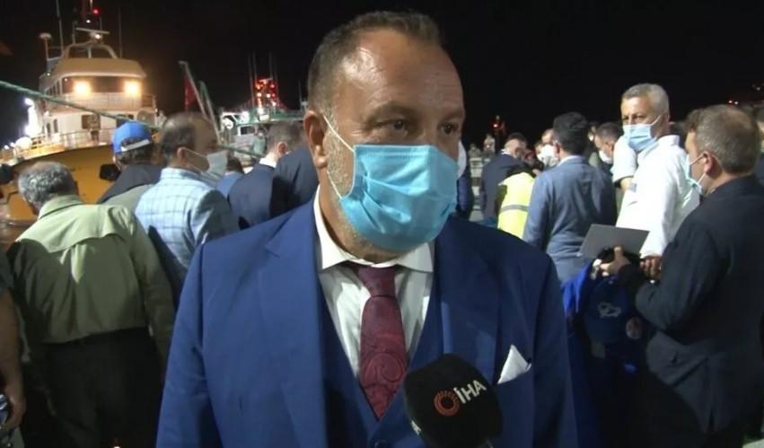 Erdoğan'dan 1.7 milyon TL'lik balık alan iş adamından ilginç sözler