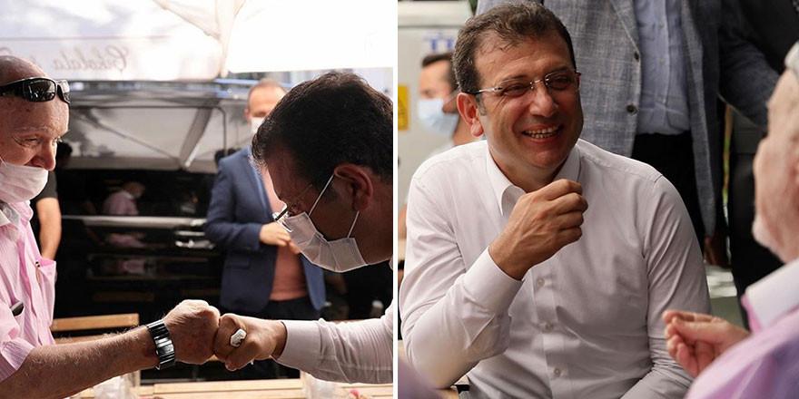 Ekrem İmamoğlu ile Sabah yazarı Hıncal Uluç ne konuştu?