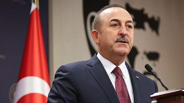 Bakan Çavuşoğlu: Kaybeden Yunanistan olur