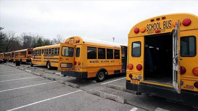 New York'ta okulların açılması ertelendi!