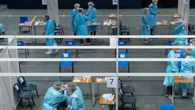 Hong Kong'un toplu korona testleri tedirginlik yarattı