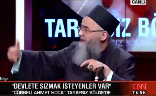Cübbeli Ahmet'ten ''iç savaş'' iddiası!