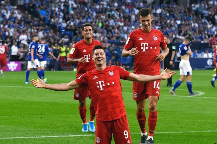 Bundesliga B.Münih – Schalke maçıyla S Sport2 ve S Sport Plus'ta başlıyor