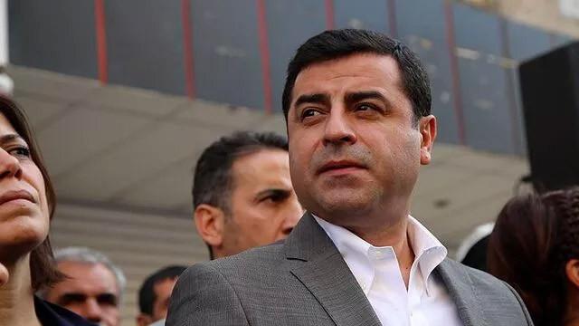 Selahattin Demirtaş ''yeni parti kuracak'' iddialarına yanıt verdi!