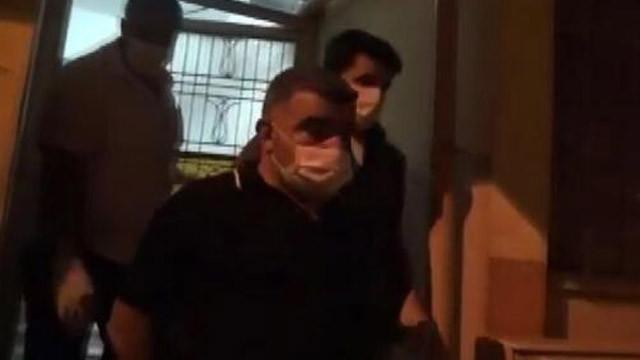 Yunanistan'a kaçmak isteyen terörist böyle yakalandı