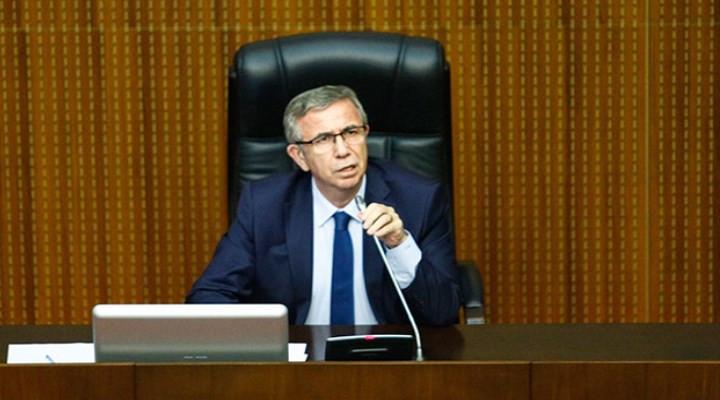 AK Parti ile MHP'nin engellediği Yavaş Erdoğan'dan sözü aldı!