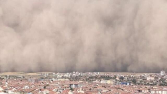 AFAD açıkladı! Kum fırtınasında neler yapılmalı?