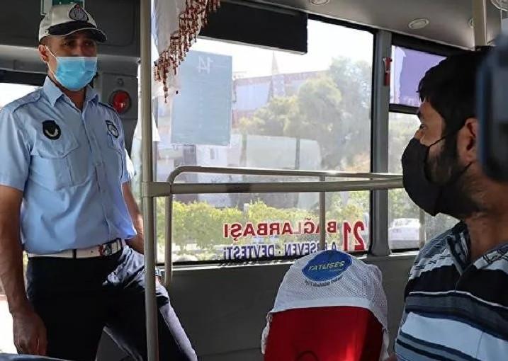 Toplu taşımada yeni koronavirüs yasakları açıklandı!