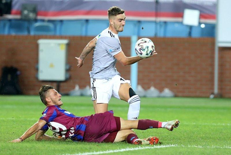 İşte Trabzonspor - Beşiktaş maçından kareler - Resim: 1