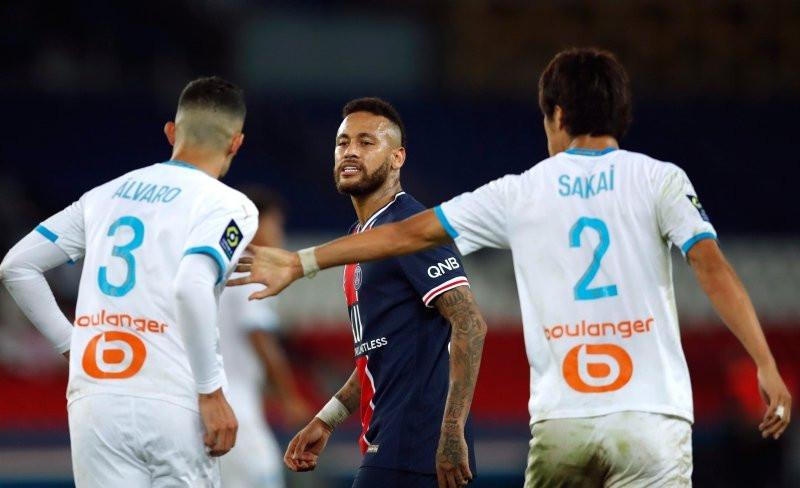PSG - Marsilya maçında tam 5 kırmızı kart... - Resim: 3