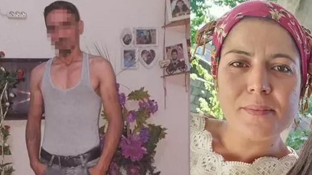Eşini benzinle yakarak öldüren caninin yargılanmasına başlandı