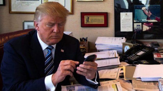 Trump: ''Bilimin gerçekten bildiğini sanmıyorum''