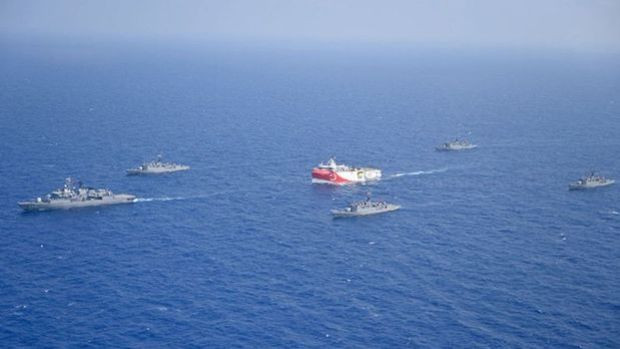 Türkiye'den ''Lozan'' detaylı yeni NAVTEX ilanı