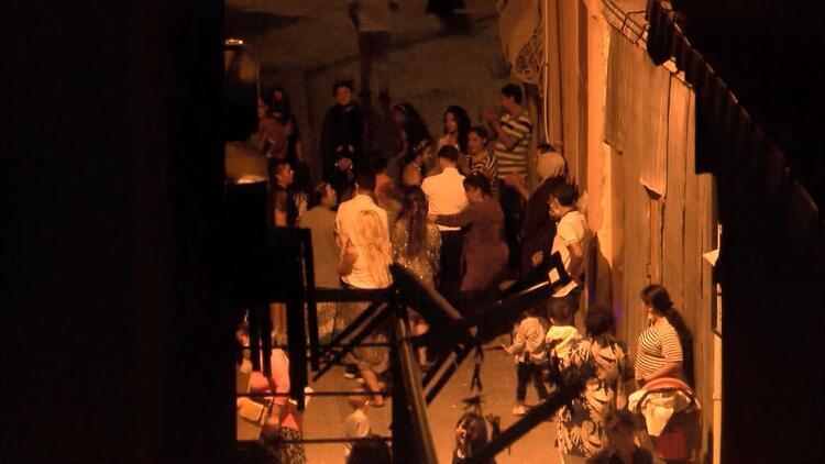 İstanbul'da skandal görüntüler! Koronavirüs yokmuş gibi eğlendiler
