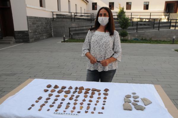 Tunceli'de 200 bin yıl önce insan yaşamı olduğunu gösteren keşif