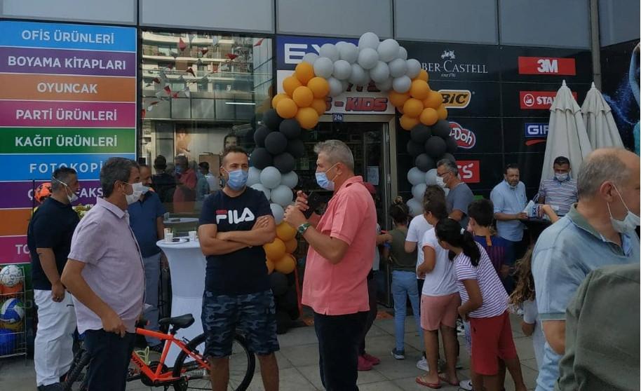 EXEN Sports-Ofis-Kids açıldı