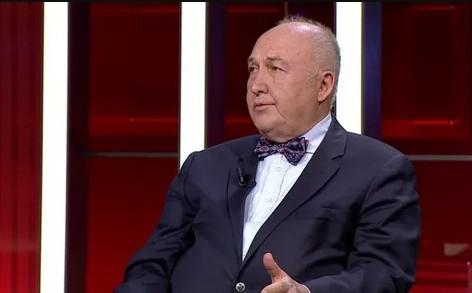 Prof. Dr. Ahmet Ercan: ''6-7 büyüklüğünde deprem bekliyorum''