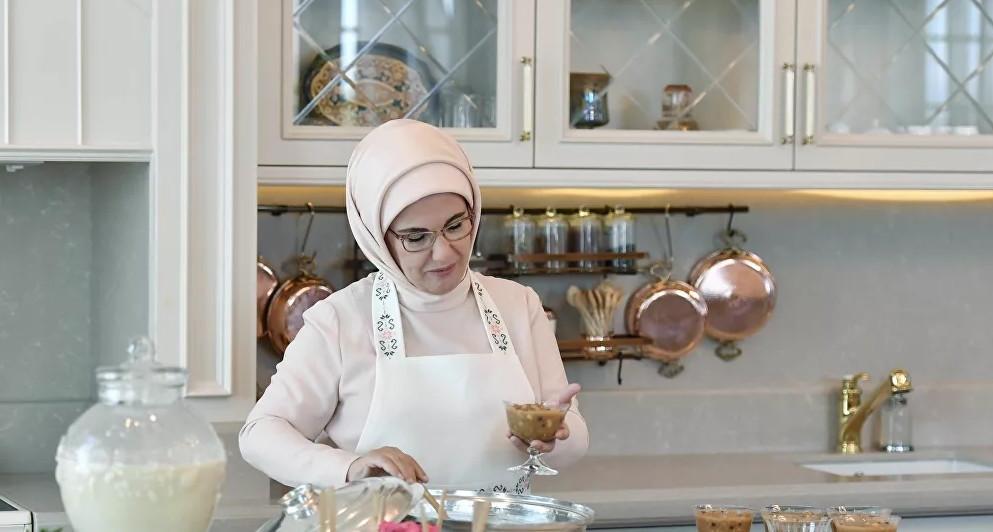 Emine Erdoğan ''gastronomi'' kitabı çıkarıyor
