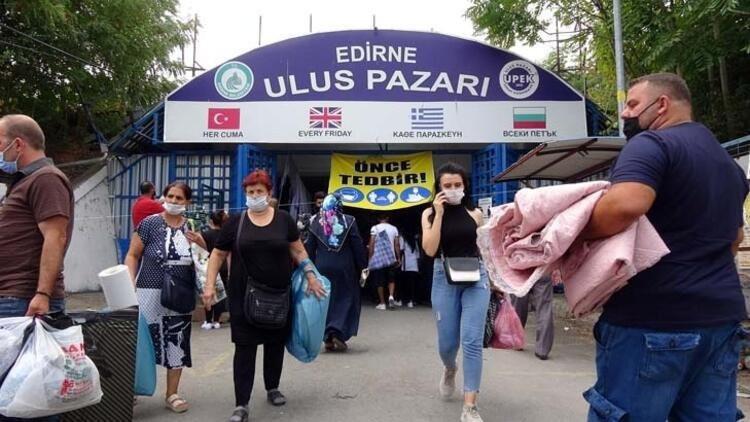 Euro 9 TL'ye koşunca, onlar da Edirne'ye koştu!