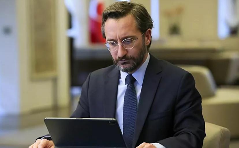 İletişim Başkanı Altun'dan Yunanistan'a mektup: Hesap sorulmalı