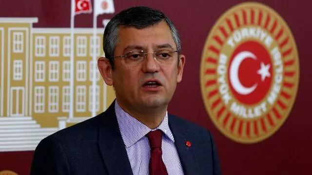 CHP'li Özel: CHP'nin cumhurbaşkanı adayı olması mümkün değildir