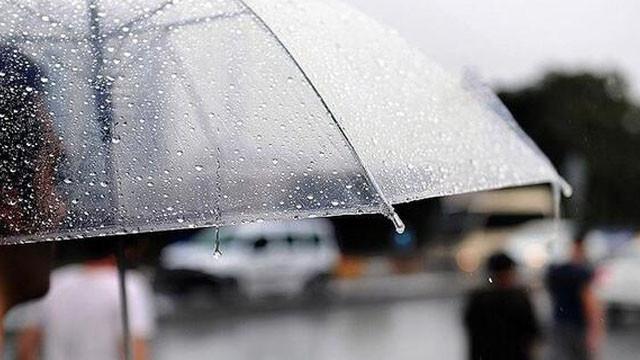 Meteoroloji'den o illere sağanak yağış uyarısı! İşte 5 günlük hava durumu