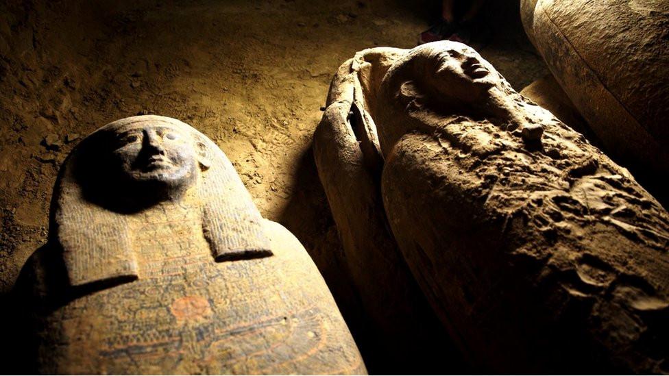 2 bin 500 yıl öncesine ait 27 lahit bulundu