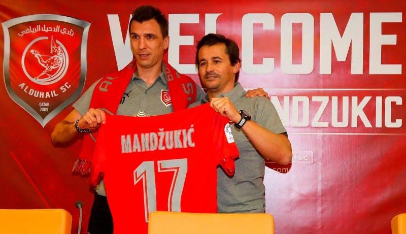 Mandzukic transferinde sona gelindi!