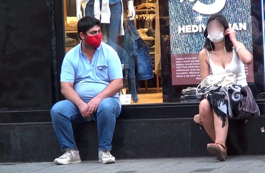 Taksim tacizcisi hakkında yeni karar