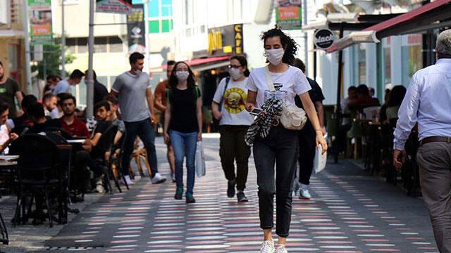 O ilde, 3 ayda 2 bin 377 kişiye maske cezası
