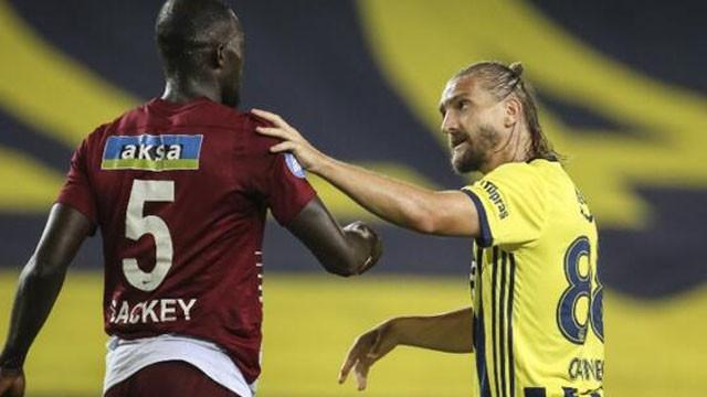 Fenerbahçe Hatayspor maçında gol sesi çıkmadı