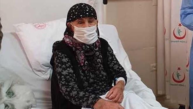 104 yaşında koronavirüsü yendi