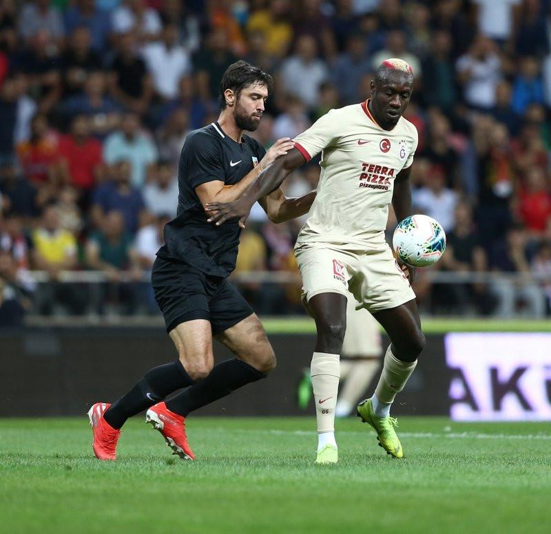 Diagne'ye Süper Lig'den dev talip!