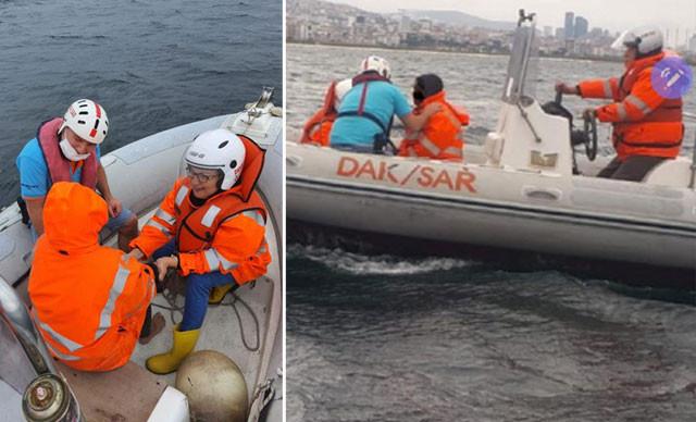 İstanbul'da inanılmaz olay! Kıyıdan tam 2 bin 500 metre açıldı!