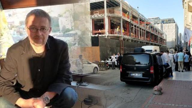 Karaköy'de sır ölüm! Amerikalı gazeteci ölü bulundu