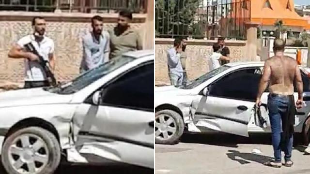 Şanlıurfa'da silahlı kız kaçırma gerginliği!
