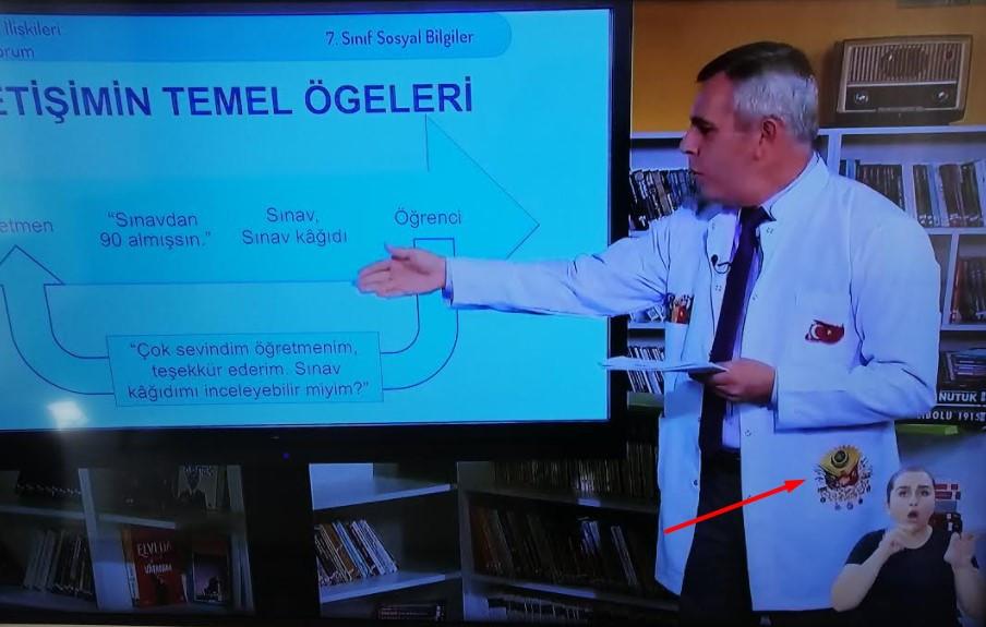 EBA TV'de Osmanlı Tuğralı eğitim