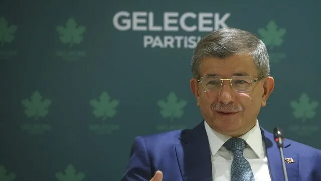 Gelecek Partisi Lideri Davutoğlu'ndan cumhurbaşkanı adayı açıklaması