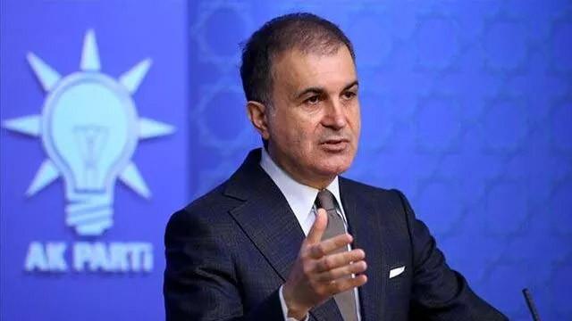 AK Parti Sözcüsü Çelik, ''Biz masada olmaya hazırız''