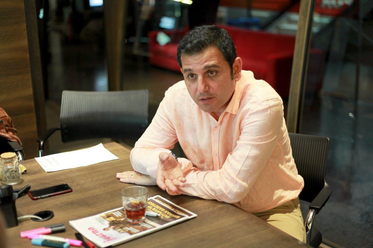 Fatih Portakal: ''Yeni bir mecraya ağır ağır ilerliyorum''
