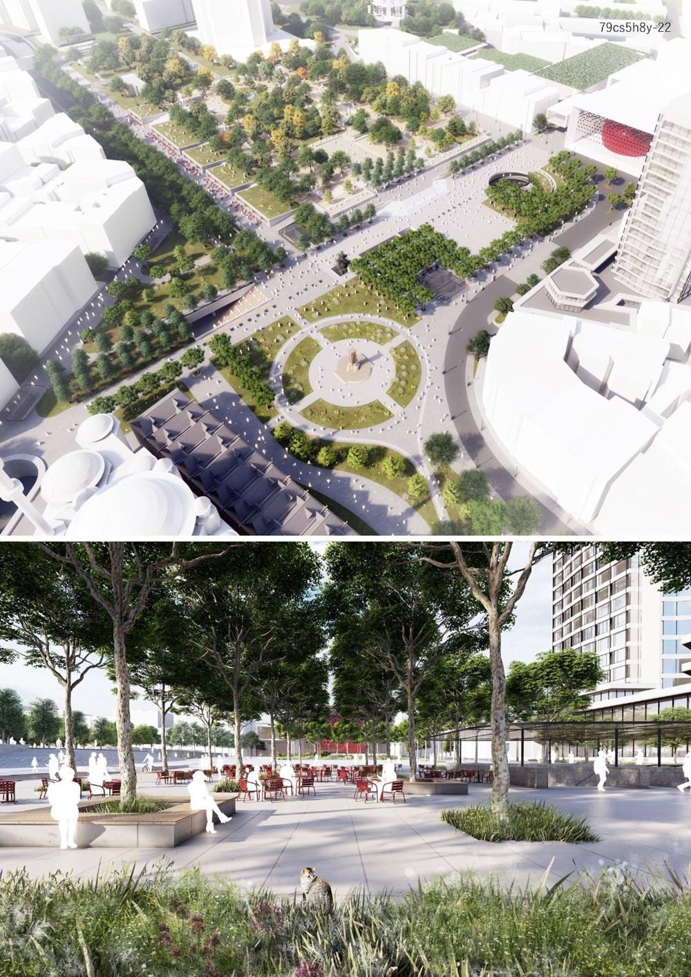 Taksim Meydanı ve çevresi değişiyor! İşte halk oylamasına sunulacak 3 proje