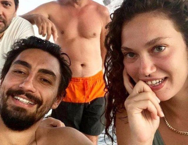 Melisa Şenolsun-Umut Evirgen çiftinden o iddialara yanıt yok!