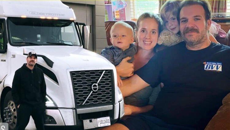 ABD'de yaşayan Tolga Karel, ev hayalini gerçekleştirdi