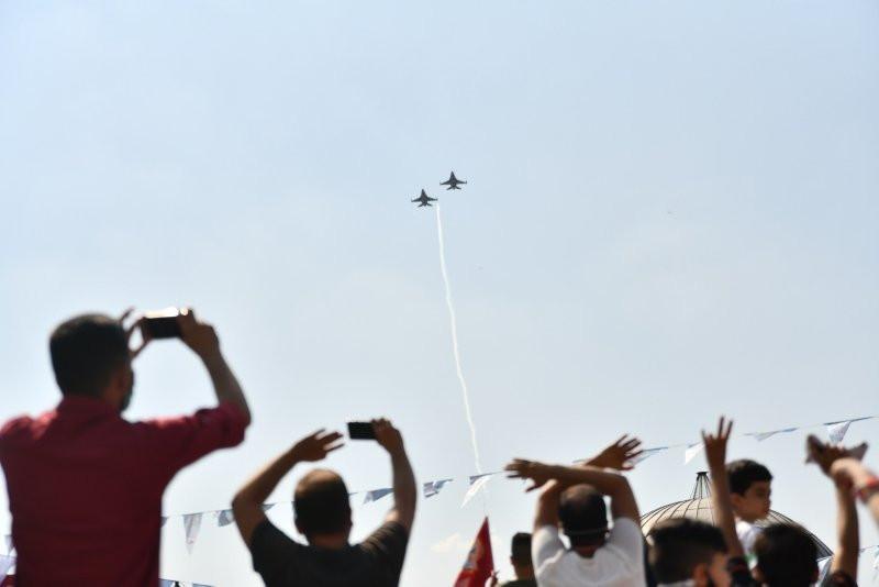 """""""TEKNOFEST 2020"""" heyecanı başladı! Tüm gözler Gaziantep'te"""