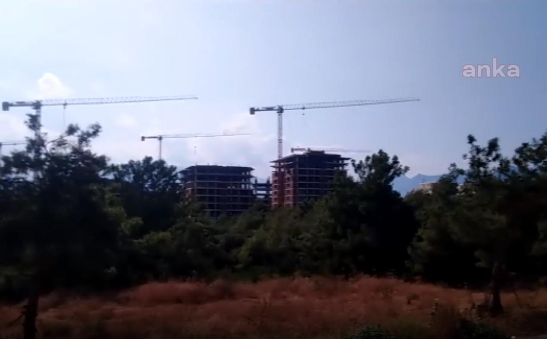 Millet Bahçesi yapılacaktı; rezidans yapılıyor!