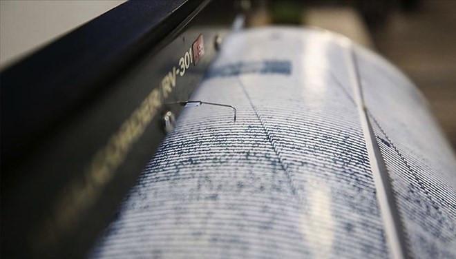 Bir deprem de Konya'da! 4 büyüklüğünde depremle sarsıldı