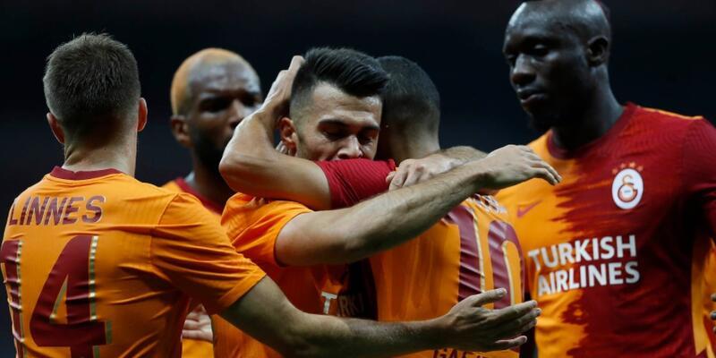 Hajduk Split'i deviren Galatasaray üst tura yükseldi